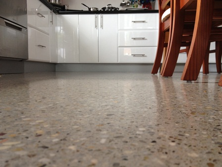 concrete floors kitchen 2 polished concrete floors polished concrete koolis and 2423